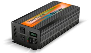 power inverter for sump pumps